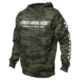 FastHouse Logo Hooded Sweatshirt Camo