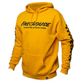 FastHouse Logo Hooded Sweatshirt Gold