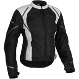 Firstgear Mesh Tex Ladies Motorcycle Jacket