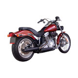 "Firebrand Loose Cannon 3"" Slip-On Motorcycle Exhaust (NO CA)"