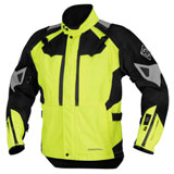 Firstgear 37.5 Kilimanjaro Motorcycle Jacket Day Glo/Black