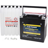 Fire Power Maintenance Free Battery with Acid