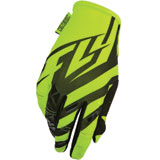 Fly Racing Youth Kinetic Race Gloves 2015