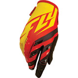 Fly Racing Kinetic Race Youth Gloves 2015