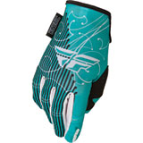 Fly Racing Kinetic Ladies Youth Gloves 2015