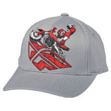 Fly Racing Seat Grab Youth Flex Fit Hat