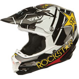 Fly Racing F2 Carbon Rockstar Helmet 2017