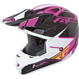 Fly Racing Kinetic Impulse Youth Helmet