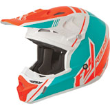 Fly Racing Kinetic Pro Canard Replica Youth Helmet