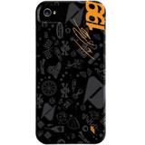 Flying Icon iPhone 5 Case