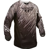 Fly Racing Kinetic Glitch Youth Jersey 2015