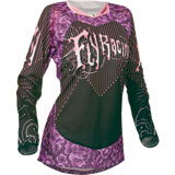 Fly Racing Kinetic Ladies Jersey 2015