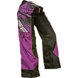 Fly Racing Girl's Youth Kinetic OTB Pants 2015