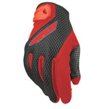 Fly Street Coolpro II Mesh Gloves Red/Black
