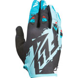 Fly Racing Youth Kinetic Race Gloves 2017