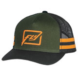 Fly Racing Huck It Snapback Hat