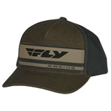 Fly Racing Refined Snapback Hat
