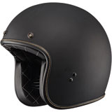 Fly Street .38 Motorcycle Helmet Matte Black