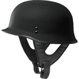 Fly Street 9mm Helmet Flat Black