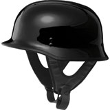 Fly Street 9mm Helmet Gloss Black