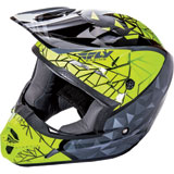 Fly Racing Youth Kinetic Crux Helmet