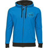 Fly Racing Fresh Zip-Up Hooded Sweatshirt