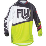 Fly Racing Youth F-16 Jersey 2017