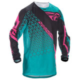 Fly Racing Kinetic Mesh Trifecta Jersey