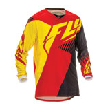 Fly Racing Kinetic Vector Youth Jersey