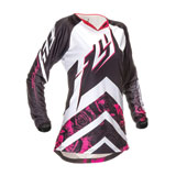 Fly Racing Kinetic Ladies Jersey