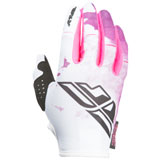 Fly Racing Women's Kinetic Gloves 2017