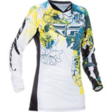 Fly Racing Women's Kinetic Jersey 2017