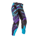 Fly Racing Kinetic Ladies Youth Pants