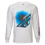 Fly Racing Grid Long Sleeve T-Shirt