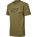 Fly Racing Camo T-Shirt