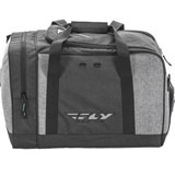 Fly Racing Carry-On Duffle Bag Black/Grey