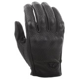 Fly Street Thrust Leather Glove Black