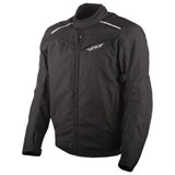 Fly Street Baseline Jacket Black