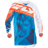 Fly Racing Kinetic Mesh Crux Jersey