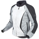 Fly Street Women's Butane Jacket Black/White