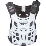 Fly Racing Revel Race CE Roost Guard White