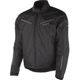 Fly Street Strata Jacket Black