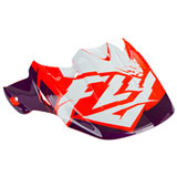 Fly Racing F2 Carbon Mips Retrospec Helmet Replacement Visor