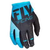 Fly Racing Youth Kinetic Race Gloves