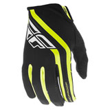 Fly Racing Windproof Lite Gloves Black/Hi-Vis