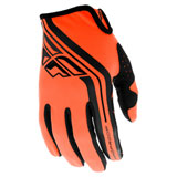 Fly Racing Windproof Lite Gloves Orange/Black
