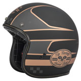 Fly Street .38 Wrench Helmet Black/Copper
