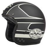 Fly Street .38 Wrench Helmet Black/Vintage White