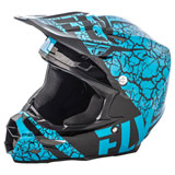 Fly Racing F2 Carbon Fracture Helmet