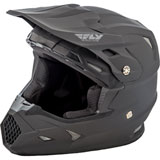 Fly Racing Youth Toxin MIPS Helmet Matte Black
